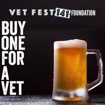 buy a vet a beer custom amount